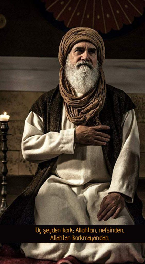 Üç Şeyden kork AllahtanNefsindenAllahtan korkmayandan 564x1024 - Diriliş Ertuğrul Sözleri - Diriliş Ertuğrul Resimli Sözleri, guzel-sozler