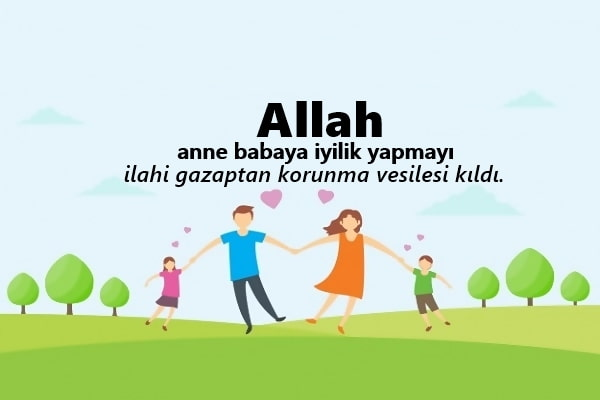 Allah anne babaya iyilik yapmayı ilahi gazaptan korunma vesilesi kıldı - Baba İle İlgili Resimli Sözler - En Yeni Baba İle ilgili Sözler, guzel-sozler