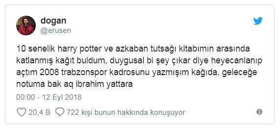 Geleceğe notuma bak İbrahim Yattara - Resimli Komik Twitter Paylaşımları - En Yeni Komik Tweetler, twitter-sozleri