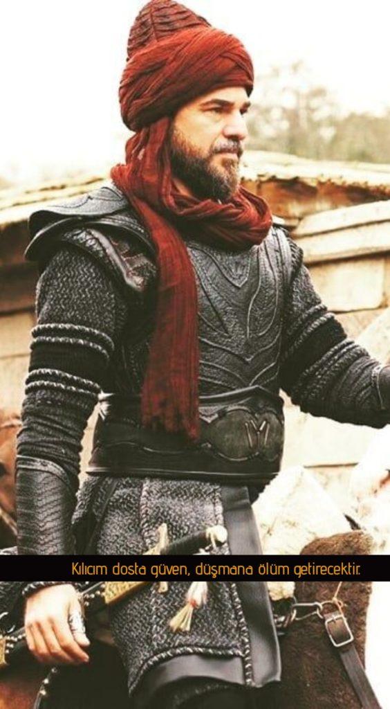 Kılıcım dosta güven düşmana ölüm getirecektir 564x1024 - Diriliş Ertuğrul Sözleri - Diriliş Ertuğrul Resimli Sözleri, guzel-sozler