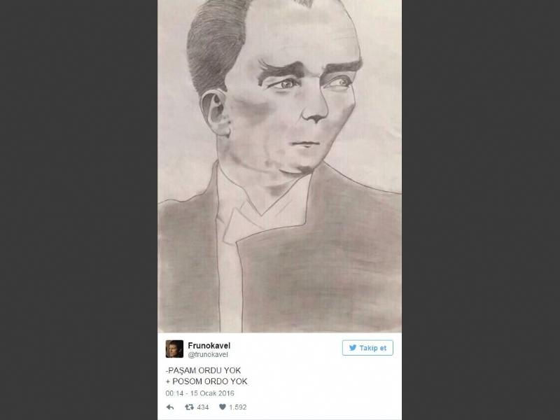 paşam ordu yok - Resimli Komik Twitter Paylaşımları - En Yeni Komik Tweetler, twitter-sozleri