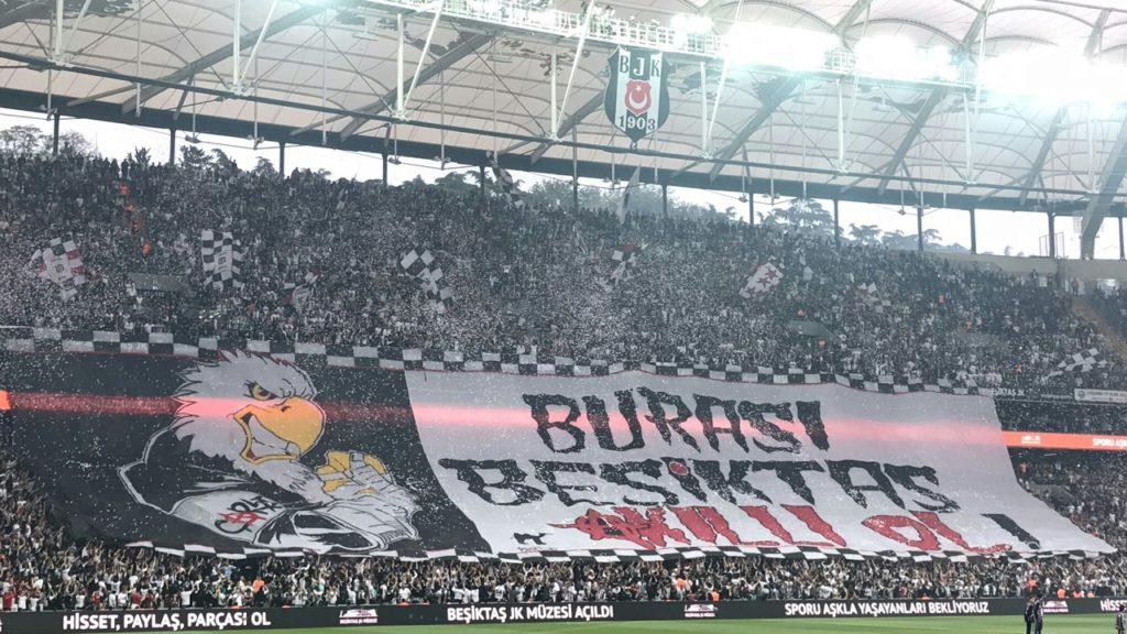 Burası Beşiktaş akıllı ol 1024x576 - Beşiktaş İle İlgili Resimli Sözler - Beşiktaş Sözleri Ve Kareografileri, resimli-sozler