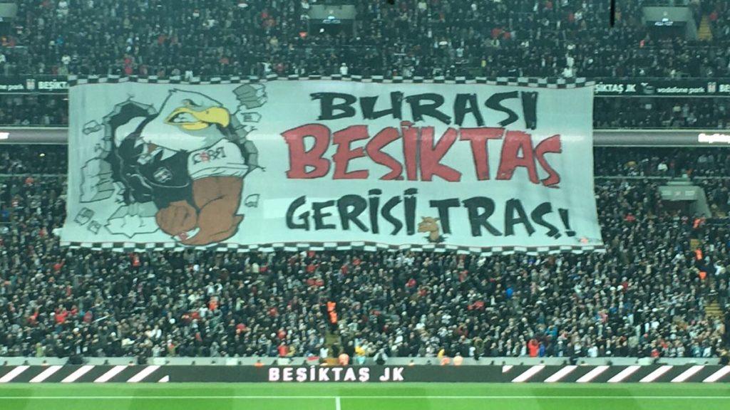 Burası Beşiktaş gerisi Traş 1024x576 - Beşiktaş İle İlgili Resimli Sözler - Beşiktaş Sözleri Ve Kareografileri, resimli-sozler