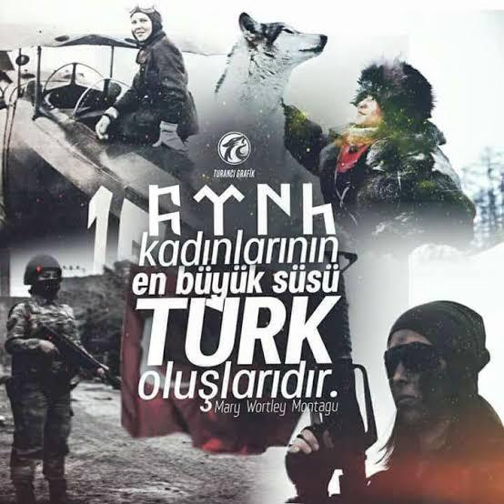 Türk kadınlarının en büyük süsü Türk oluşlarıdır - Ülkücü İle İlgili Resimli Sözler - Ülkücü Sözleri, Milliyetçilik, Türk Sözleri, resimli-sozler, populer-sozler, mesajlar, anlamli-sozler