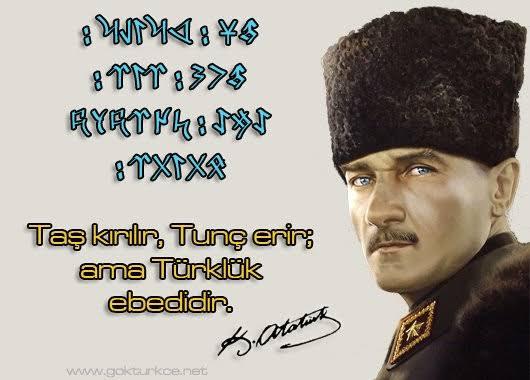 Taş kırılır tunç erir ama Türklük ebedidir - Ülkücü İle İlgili Resimli Sözler - Ülkücü Sözleri, Milliyetçilik, Türk Sözleri, resimli-sozler, populer-sozler, mesajlar, anlamli-sozler