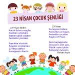23 Nisan Şiirleri, 23 Nisan Çocuk Bayramı Resimli Şiirler  1