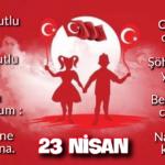 23 Nisan Şiirleri, 23 Nisan Çocuk Bayramı Resimli Şiirler  16