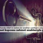 Allah İle İlgili Resimli Sözler – Allah Aşkı, Sevgisi, Korkusu İle İlgili Sözler – 16