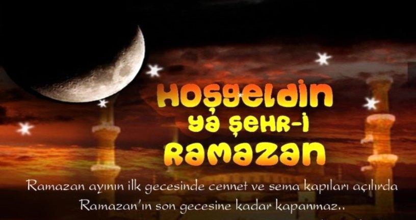 Ramazan Ayı İle İlgili Resimli Sözler Ramazan Ayı Hadisleri Mesajları 13 - Ramazan Ayı Ve Oruç İle İlgili Resimli Sözler - Ramazan Ayı Mesajları, resimli-sozler, ozel-gunler-sozleri, guzel-sozler