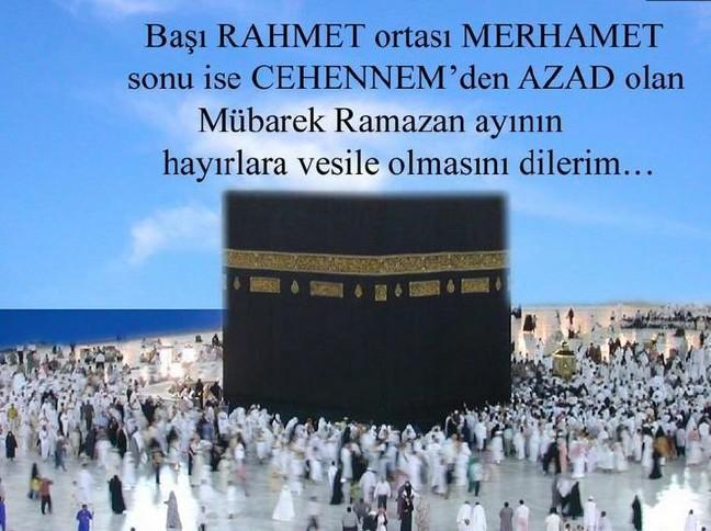 Ramazan Ayı İle İlgili Resimli Sözler Ramazan Ayı Hadisleri Mesajları 14 - Ramazan Ayı Ve Oruç İle İlgili Resimli Sözler - Ramazan Ayı Mesajları, resimli-sozler, ozel-gunler-sozleri, guzel-sozler