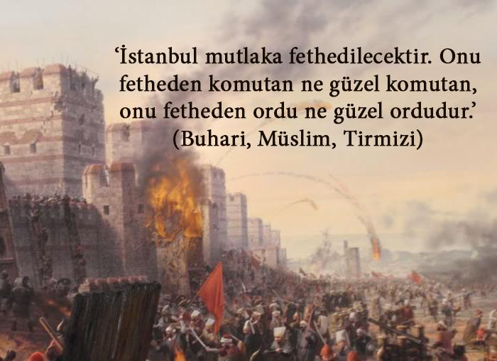 İstanbulun Fethi İle İlgili Resimli Sözler Kutlama Mesajları 9 - İstanbul'un Fethi İle İlgili Resimli Sözler, Mesajlar - 1453 İstanbul Fethi, resimli-sozler