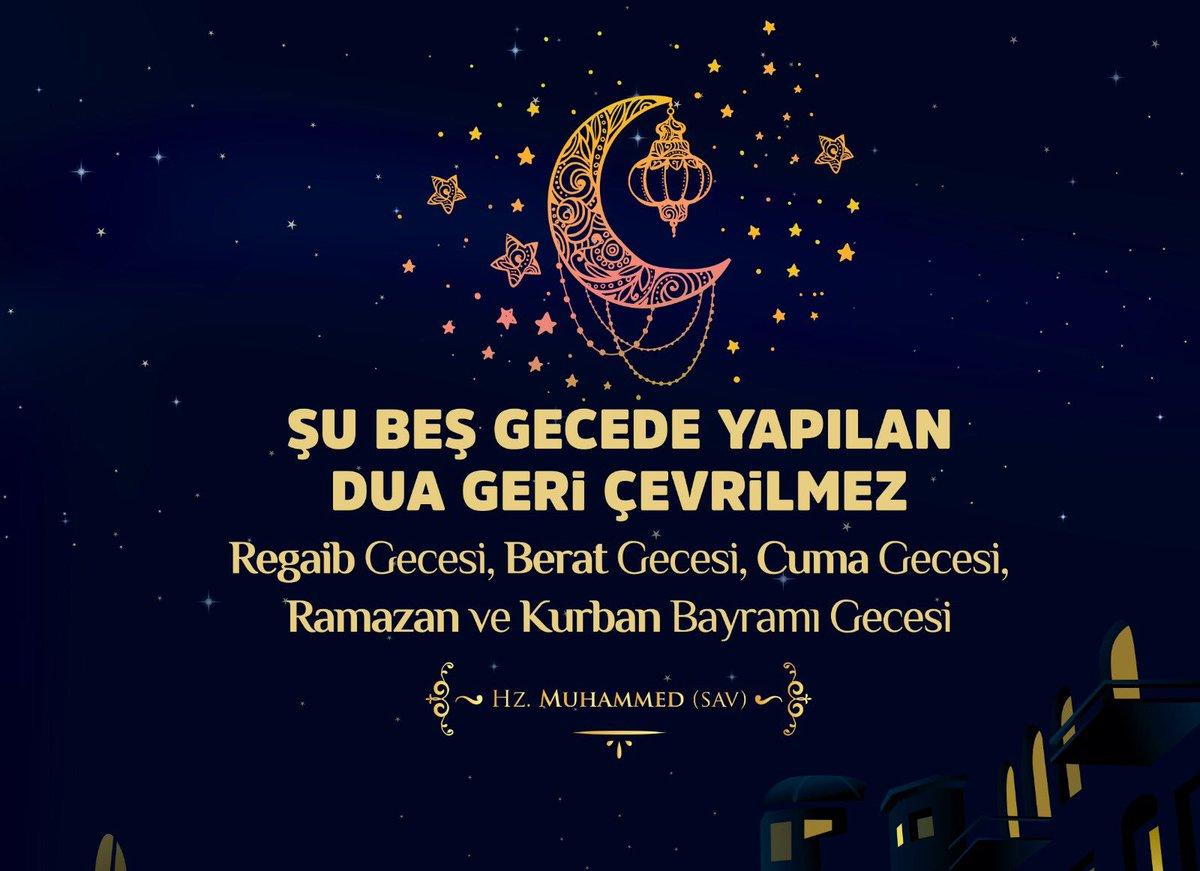 Şu beş gecede yapılan dua geri çevrilmez. Regaip gecesi Berat gecesi Cuma gecesi Ramazan Ve Kurban Bayramı gecesi - Ramazan Bayramı İle İlgili Resimli Kutlama Mesajları Ve Sözleri, resimli-sozler