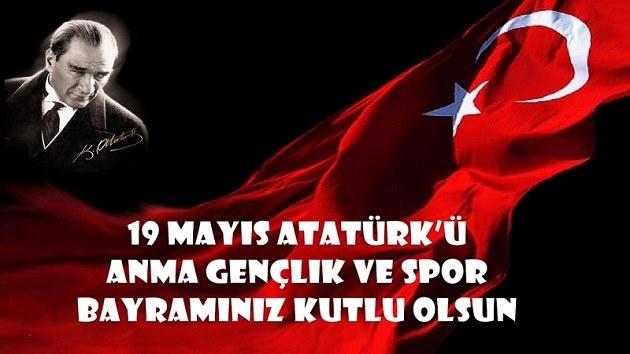 19 Mayıs İle İlgili Resimli Sözler Kutlama Mesajları 19 Mayıs Atatürkü Anma Gençlik Ve Spor Bayramı 1 - 19 Mayıs İle İlgili Resimli Sözler, Kutlama Mesajları - 19 Mayıs Sözleri, resimli-sozler, guzel-sozler