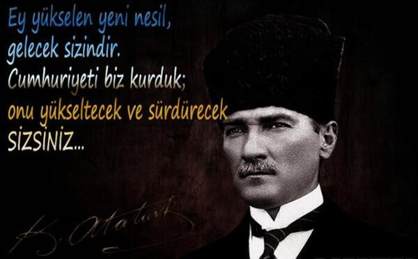 19 Mayıs İle İlgili Resimli Sözler Kutlama Mesajları 19 Mayıs Atatürkü Anma Gençlik Ve Spor Bayramı 10 - 19 Mayıs İle İlgili Resimli Sözler, Kutlama Mesajları - 19 Mayıs Sözleri, resimli-sozler, guzel-sozler