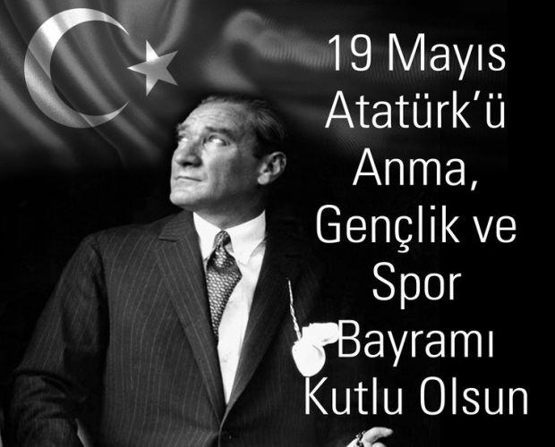 19 Mayıs İle İlgili Resimli Sözler Kutlama Mesajları 19 Mayıs Atatürkü Anma Gençlik Ve Spor Bayramı 24 - 19 Mayıs İle İlgili Resimli Sözler, Kutlama Mesajları - 19 Mayıs Sözleri, resimli-sozler, guzel-sozler