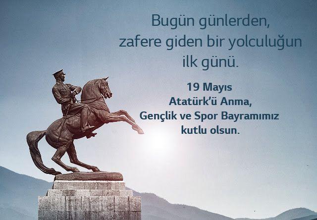 19 Mayıs İle İlgili Resimli Sözler Kutlama Mesajları 19 Mayıs Atatürkü Anma Gençlik Ve Spor Bayramı 25 - 19 Mayıs İle İlgili Resimli Sözler, Kutlama Mesajları - 19 Mayıs Sözleri, resimli-sozler, guzel-sozler