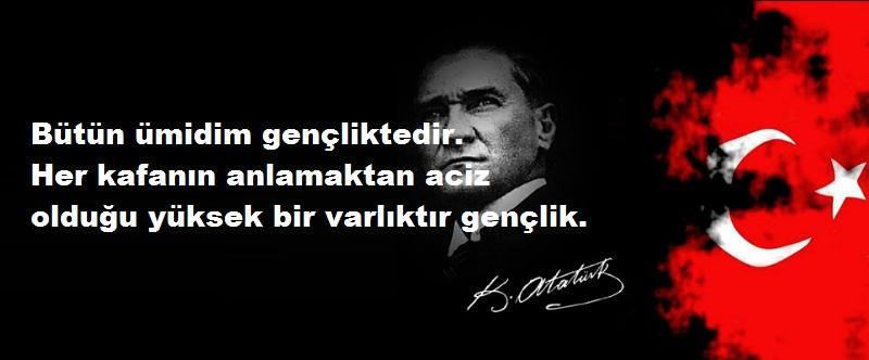 19 Mayıs İle İlgili Resimli Sözler Kutlama Mesajları 19 Mayıs Atatürkü Anma Gençlik Ve Spor Bayramı 32 - 19 Mayıs İle İlgili Resimli Sözler, Kutlama Mesajları - 19 Mayıs Sözleri, resimli-sozler, guzel-sozler