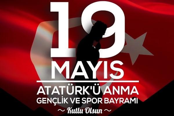 19 Mayıs İle İlgili Resimli Sözler Kutlama Mesajları 19 Mayıs Atatürkü Anma Gençlik Ve Spor Bayramı 41 - 19 Mayıs İle İlgili Resimli Sözler, Kutlama Mesajları - 19 Mayıs Sözleri, resimli-sozler, guzel-sozler