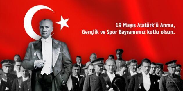 19 Mayıs İle İlgili Resimli Sözler Kutlama Mesajları 19 Mayıs Atatürkü Anma Gençlik Ve Spor Bayramı 42 - 19 Mayıs İle İlgili Resimli Sözler, Kutlama Mesajları - 19 Mayıs Sözleri, resimli-sozler, guzel-sozler