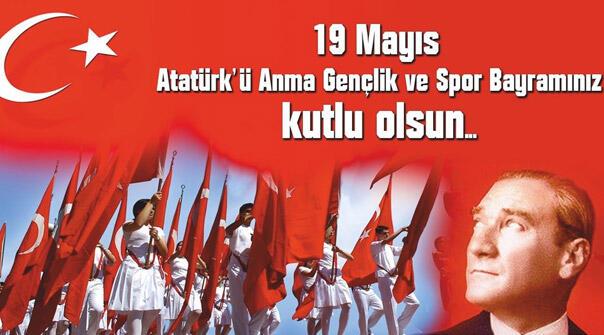 19 Mayıs İle İlgili Resimli Sözler Kutlama Mesajları 19 Mayıs Atatürkü Anma Gençlik Ve Spor Bayramı 44 - 19 Mayıs İle İlgili Resimli Sözler, Kutlama Mesajları - 19 Mayıs Sözleri, resimli-sozler, guzel-sozler