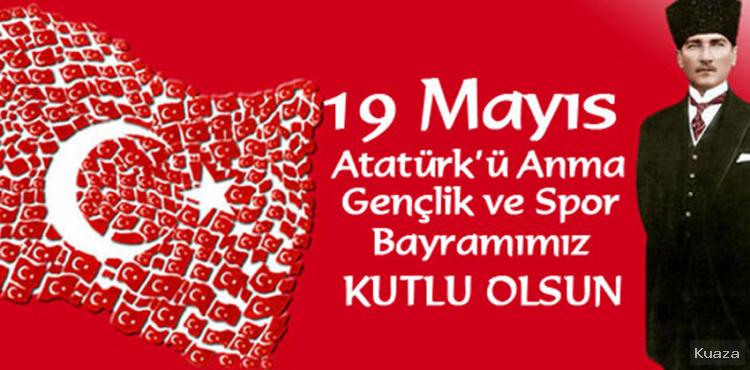 19 Mayıs İle İlgili Resimli Sözler Kutlama Mesajları 19 Mayıs Atatürkü Anma Gençlik Ve Spor Bayramı 52 - 19 Mayıs İle İlgili Resimli Sözler, Kutlama Mesajları - 19 Mayıs Sözleri, resimli-sozler, guzel-sozler