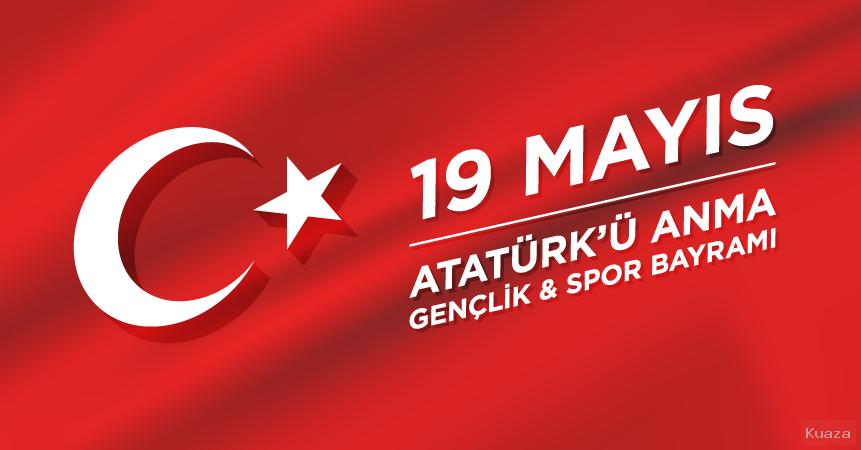 19 Mayıs İle İlgili Resimli Sözler Kutlama Mesajları 19 Mayıs Atatürkü Anma Gençlik Ve Spor Bayramı 53 - 19 Mayıs İle İlgili Resimli Sözler, Kutlama Mesajları - 19 Mayıs Sözleri, resimli-sozler, guzel-sozler