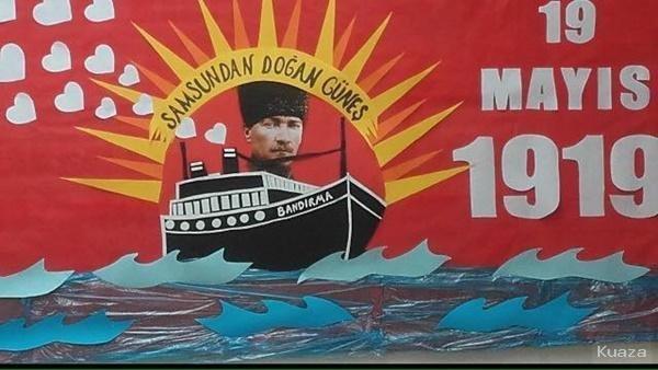 19 Mayıs İle İlgili Resimli Sözler Kutlama Mesajları 19 Mayıs Atatürkü Anma Gençlik Ve Spor Bayramı 56 - 19 Mayıs İle İlgili Resimli Sözler, Kutlama Mesajları - 19 Mayıs Sözleri, resimli-sozler, guzel-sozler