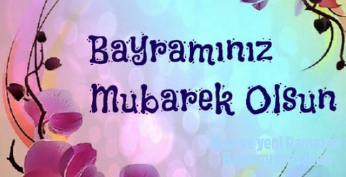 Bayramınız Mübarek Olsun.. - Ramazan Bayramı İle İlgili Resimli Kutlama Mesajları Ve Sözleri, resimli-sozler