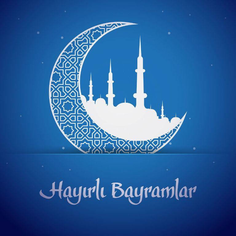 Hayırlı Bayramlar.. - Ramazan Bayramı İle İlgili Resimli Kutlama Mesajları Ve Sözleri, resimli-sozler