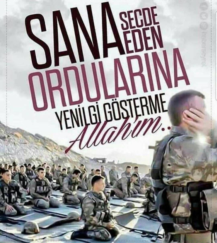 Sana secde eden ordularına yenilgi gösterme Allahım.. Türk Ordusu İle İlgili Resimli Sözler - Türk Ordusu İle İlgili Resimli Sözler - Türk Ordusu İle İlgili Sözler, resimli-sozler