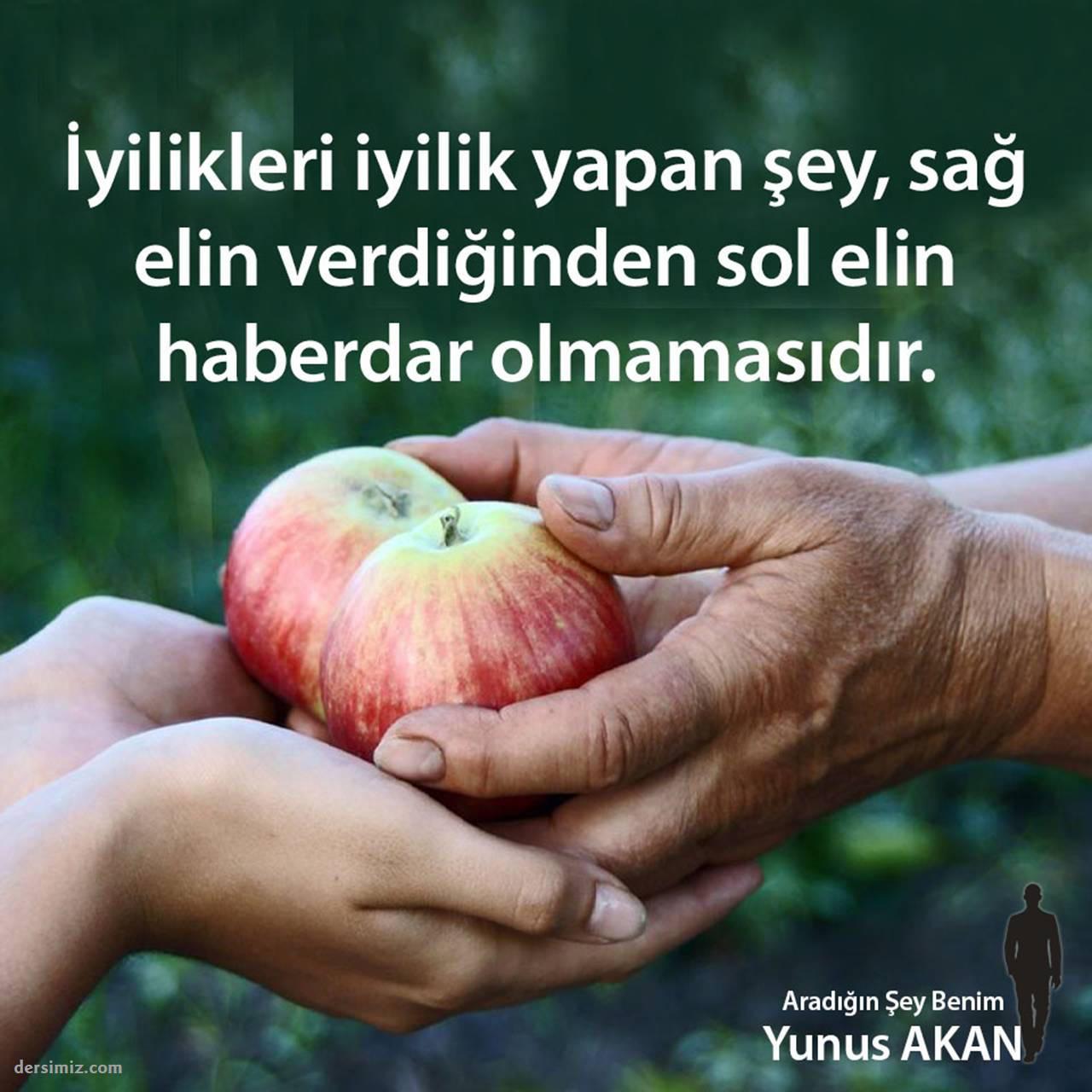 iyilikleri iyilik yapan şey sağ elin verdiğinden sol elin haberdar olmamasıdır. İyilik İle İlgili Resimli Sözler İyilik Sözleri - Resimli İyilik Sözleri - En Yeni İyilik İle İlgili Sözler, resimli-sozler